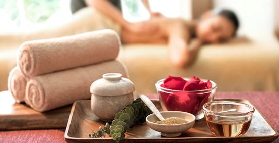 Hammam massage offers several benefits for one's mental health.